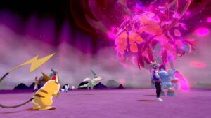 level up fast in Pokémon Sword and Shield