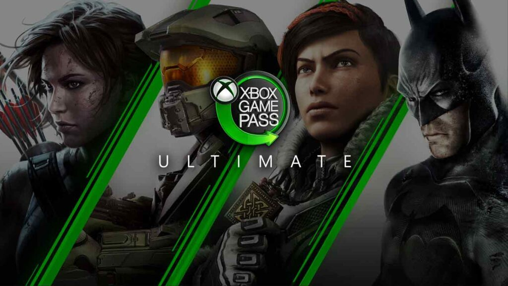 How to buy an Xbox Game Pass Ultimate gift card.