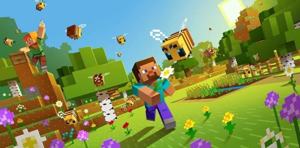 If you are hooked on Minecraft and you have a PlayStation VR headset, you will be able soon to enjoy the Mojang game like never before. The executive producer, Rog Carpenter, has announced on PlayStation Blog that Minecraft will be compatible with PlayStation VR throughout September. According to Rog, they had wanted to announce compatibility for a long time, but before doing this they had to polish even the smallest detail to make the gaming experience as perfect as possible.