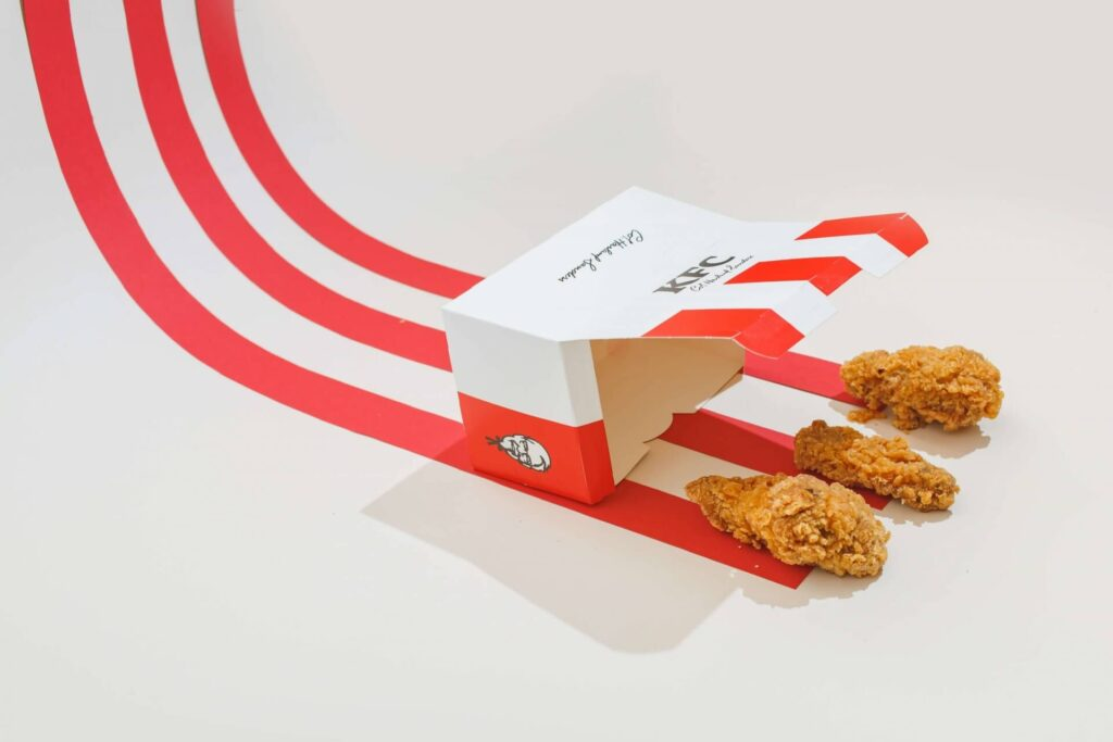 KFC has been exploring the benefits of technology lately. The company, known for its chicken-based menu, has ventured into more serious and actually more practical technologies, including one that could save its business in the event of a severe chicken shortage. Its backup plan looks beyond the meat and basically involves 3D printing.