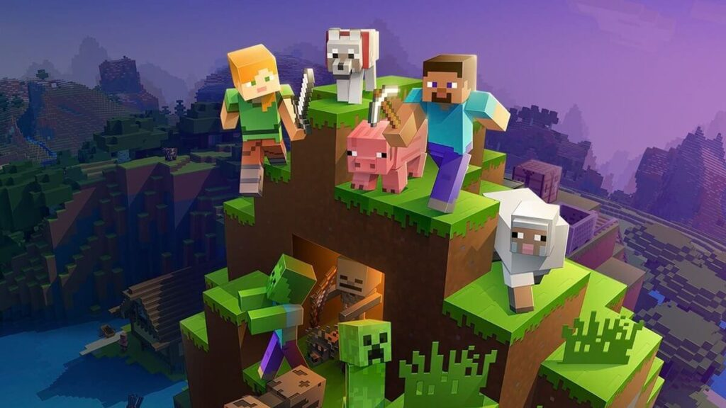 Microsoft has started the migration of Minecraft from Amazon Web Services to Azure. It's a bit surprising considering that Microsoft owns its developer and that Amazon is its main rival in the cloud.