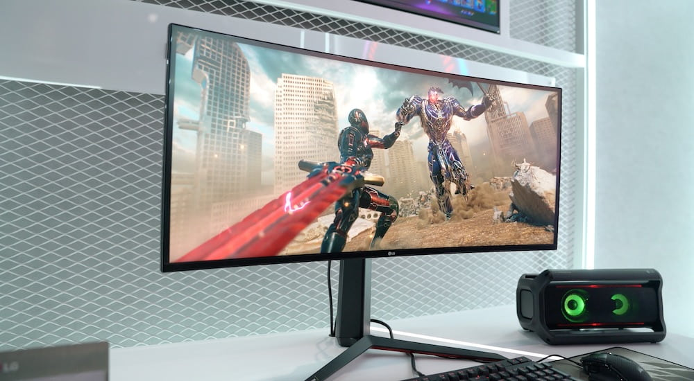 LG has launched a gaming monitor that promises an immersive experience. It's called LG 27GN959 and is the first 4K monitor with IPS panel and 1 millisecond response time from gray to gray - GTG.