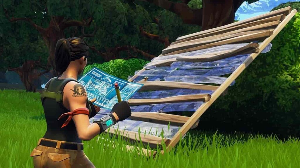 How to build faster in Fortnite