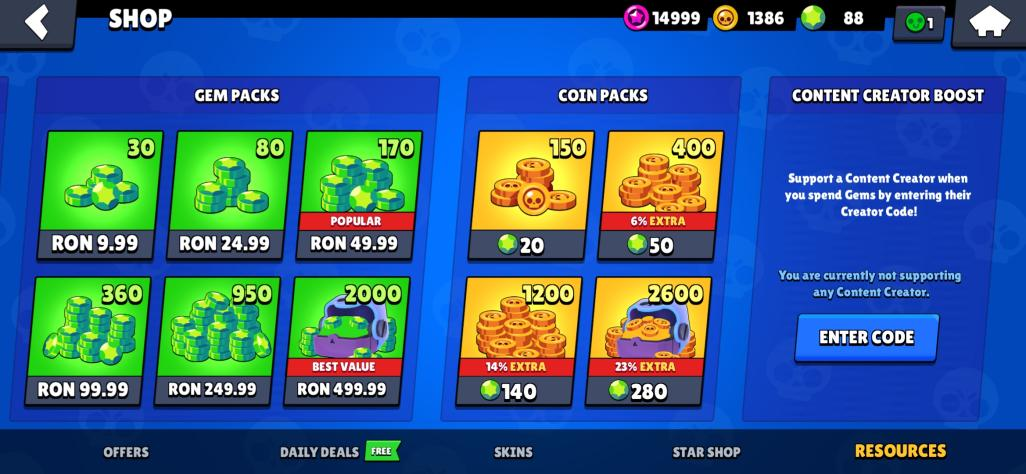 Brawl Stars is a game that doesn't go out of style, although its launch was in 2017, it is still a trend today. On the other hand, it has excellent gameplay, one of the fundamental things being to collect gems. Therefore, today we will talk about is how to get free gems in Brawl Stars.