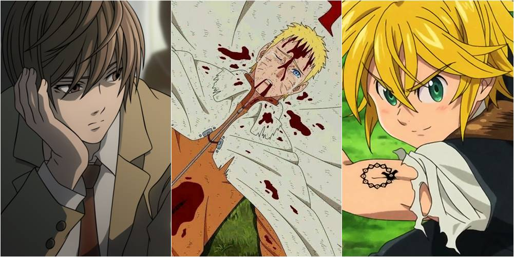 characters who could easily kill Naruto
