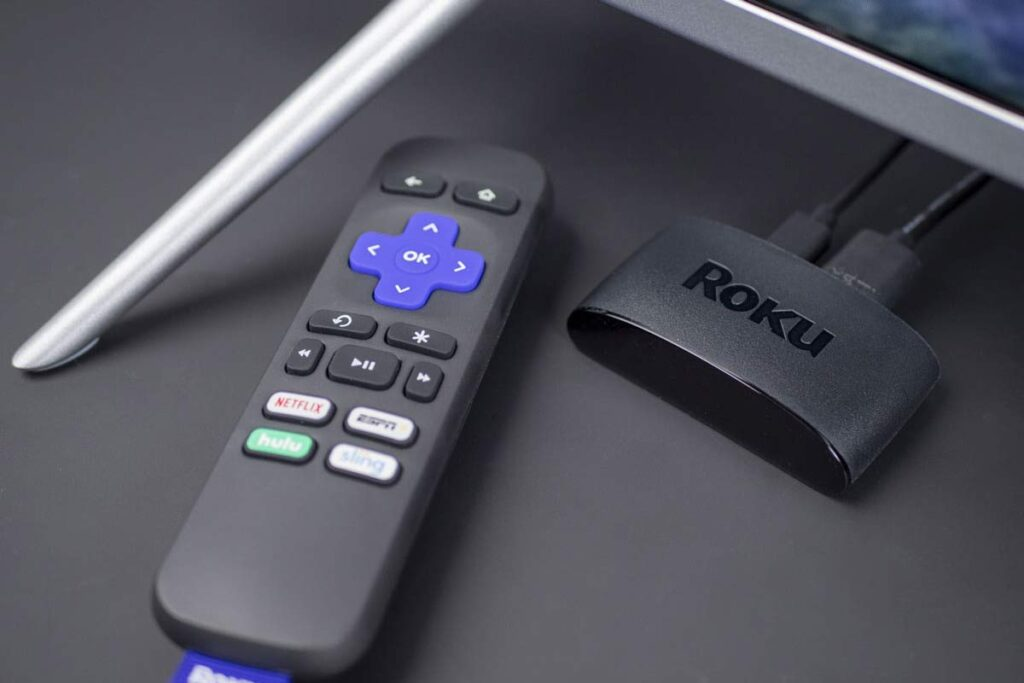 Roku Express device overheating