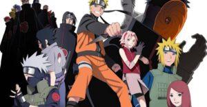 Where to watch Naruto Shippuden