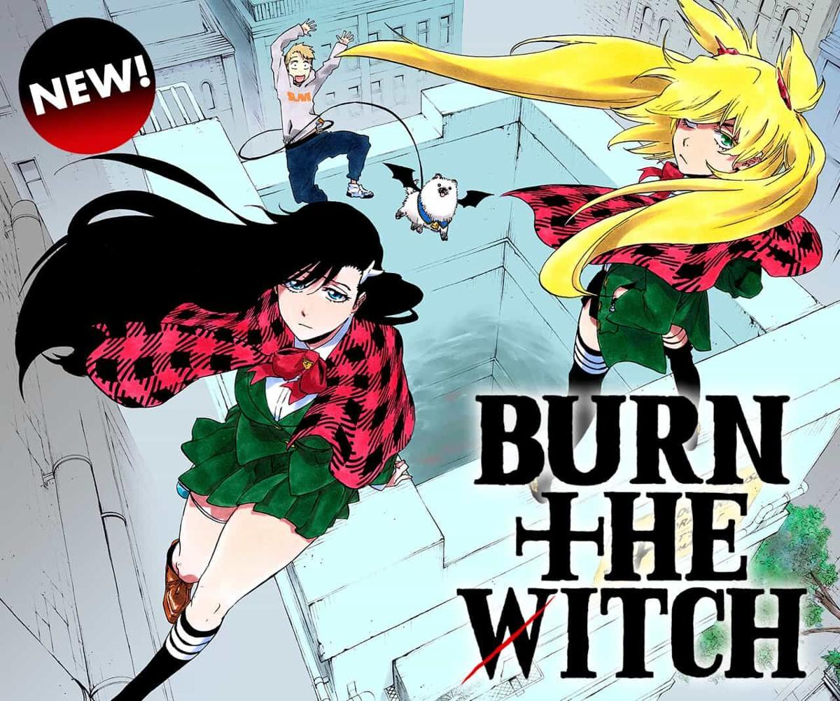 Bleach's spin-off, Burn the Witch manga, received an animated film earlier this year. Since then its popularity has grown, but to a level that we did not expect. Today, its creator Tite Kubo revealed that we may soon see an official anime adaptation.