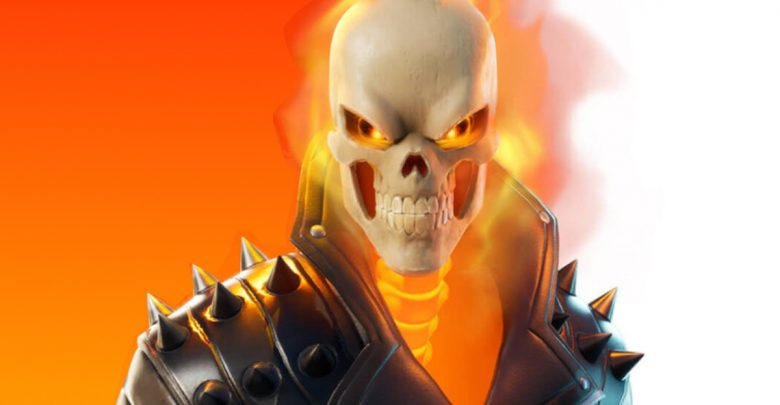 Fortnite how to get the new Ghost Rider skin