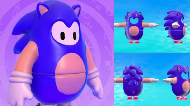 One of the most popular games of 2020 is Fall Guys and so far it does not stop getting players. Thanks to its incredible design and functionality, there are many things that can be found in this game, such as the skins. For this reason, today we will talk in detail about how to get the Sonic Skin in Fall Guys.
