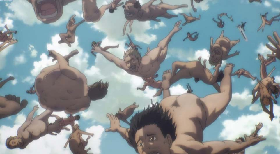 Attack on Titan Season 4 Episode 2