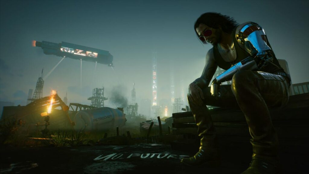 Unlock all Cyberpunk 2077 endings