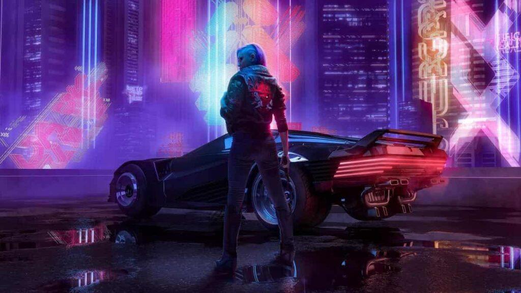 the fastest car in Cyberpunk 2077