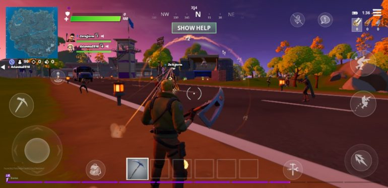 The graphics that the Fortnite game has are one of the best and most advanced that can be found. For this reason, it is one of the best games, which has one of the best playability in recent years. So, today we will talk in detail about what are the minimum requirements to play Fortnite on Android.
