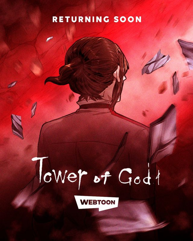 On Thursday (26/11/2020) the official Webtoon Twitter account uploaded a tweet explaining that the adventure of the Tower of God manhwa story will soon continue.