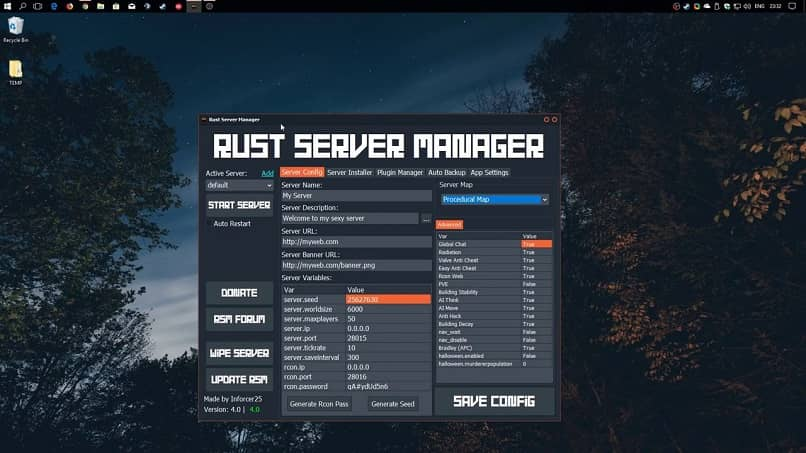 Across different platforms, no one misses a game of the most recognized streamers playing. How to be part of the trend? And how to make your own server in Rust?