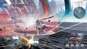 Dissidia Final Fantasy NT is an 'evolution', the result of a series of tests and the passage of this title through Japanese arcade rooms.