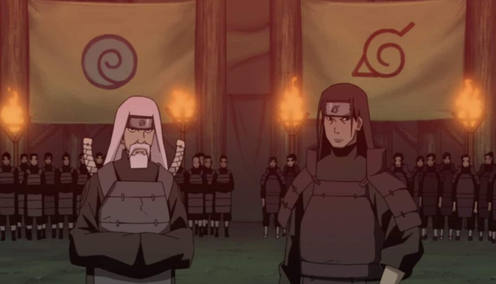 strongest members of the Uzumaki Clan